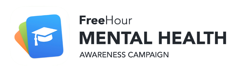 FreeHour Mental Health campaign